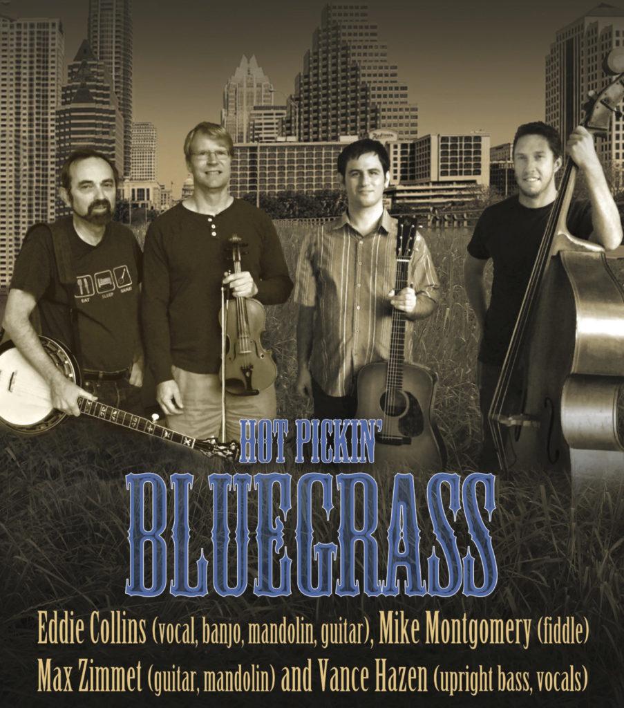 Max Zimmet & Hot Pickin' Bluegrass