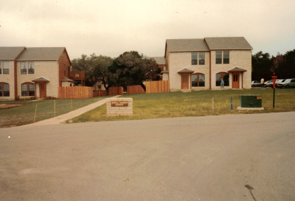 Royal Garden Homes 1985